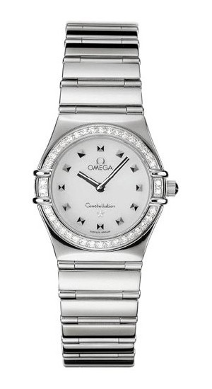 Omega Womens Constellation Watch