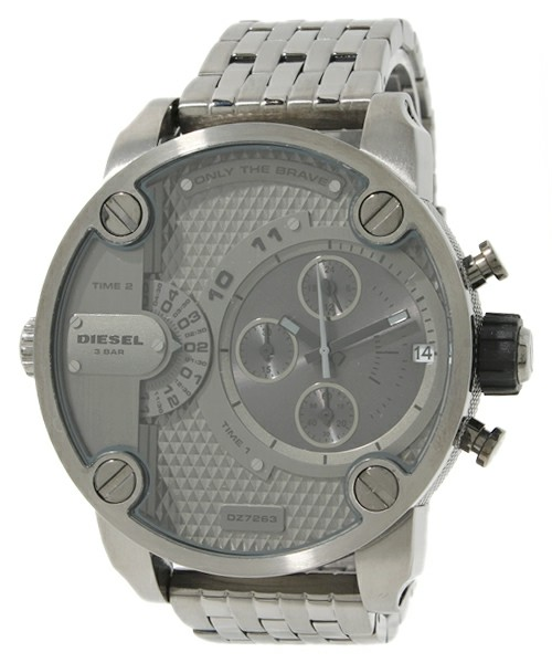 Diesel SBA Only The Brave Brown Dial Men's Watch Review