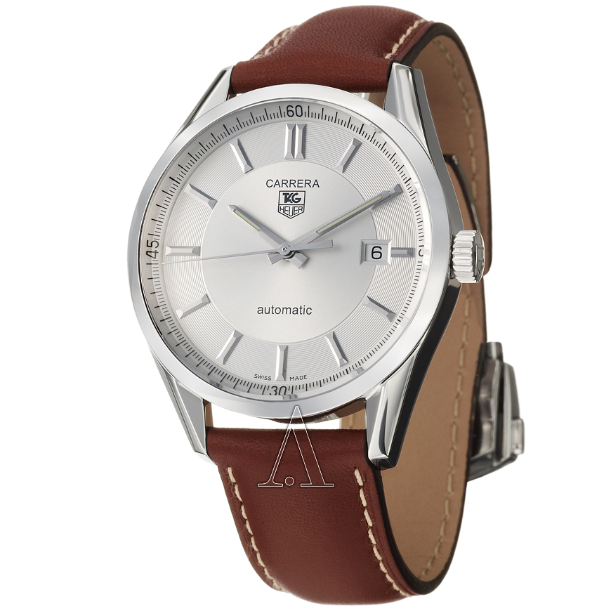 Excellent dress watch WV211A-FC6203 Carrera