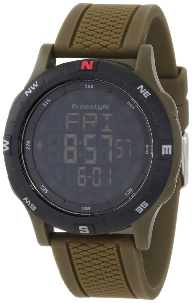 this timepiece is great for an active lifestyle