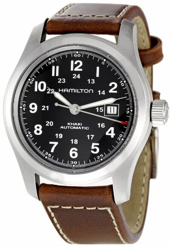 Hamilton Men's H70555533 Khaki Field Black Dial Watch Review