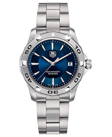 TAG Heuer Men's Aquaracer Stainless Steel Watch (WAN2111.BA0822) Review