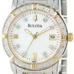 Bulova Women's 98R107 Diamond Accented Calendar Watch Review