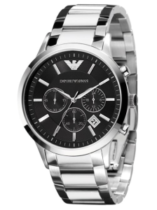 Emporio Armani Classic Chronograph Mens Watch AR2434 Review