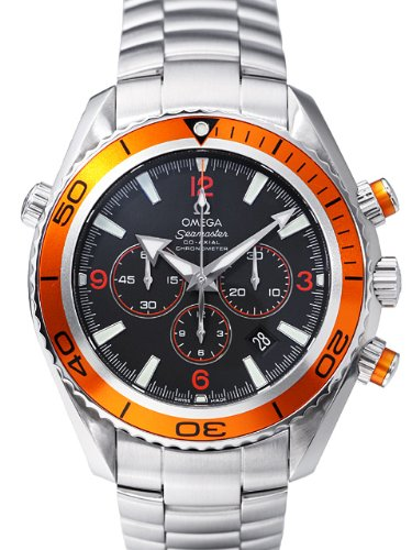 Review: Omega Men's 2218.50.00 Seamaster Planet Ocean Automatic Chronometer Chronograph Watch