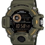 Casio G-Shock Digital Dial Watch GW9400-3CR Review