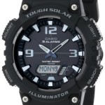 Casio Men's AQ-S810W-1AV Solar Sport Watch Review