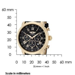 interesting vintage look from invicta