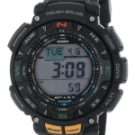Casio Pathfinder Solar Triple Sensor Watch Review