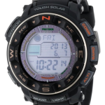 Casio PRW2500R-1 Triple Sensor Altimeter Watch Review