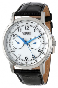 Citizen Men's AO9000-06B Eco-Drive Casual Watch Review