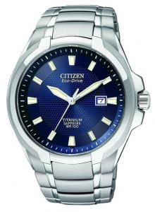 Citizen Men's BM7170-53L Titanium Eco-Drive Watch Review