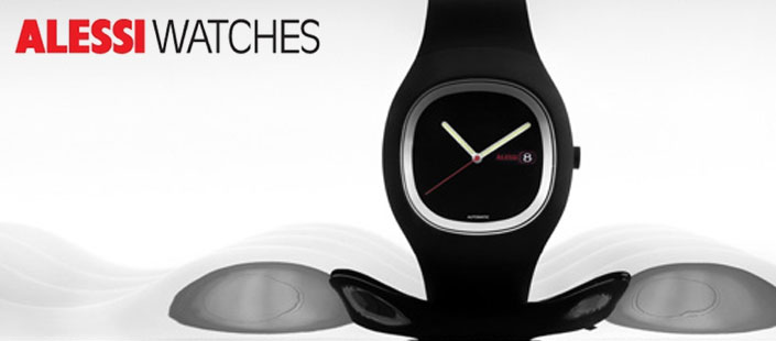 Alessi makes some really amazing timepieces