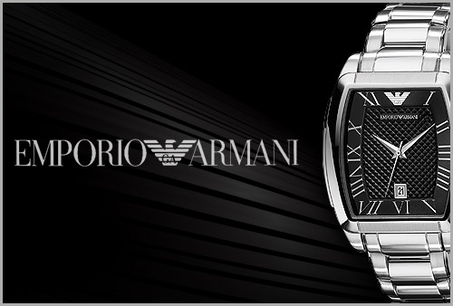 armani is designed with passion and is very luxurious
